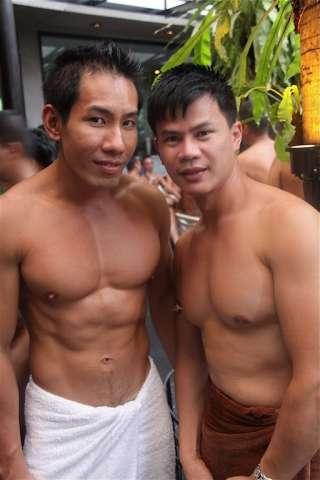 Thai Muscle Gay
